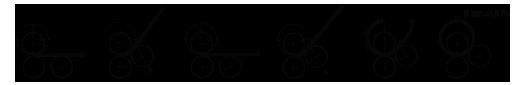 Proces kružnog savijanja (rolovanja) lima na TSIH trovaljcima