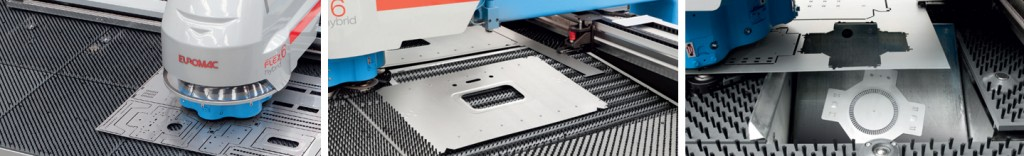 EUROMAC MTX FLEX & Odlaganje obrađenih komada