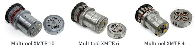 XMTE Multitool stanice za EUROMAC Probijačice