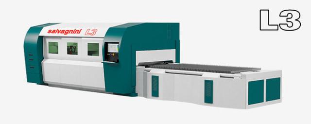SALVAGNINI L3 fiber-laser