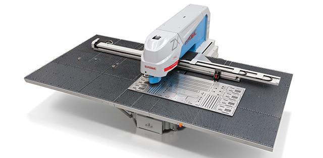 Euromac ZX Flex CNC probijačica