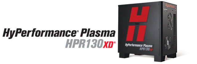 HPR130XD: Hypertherm HyPerformance plazma izvori