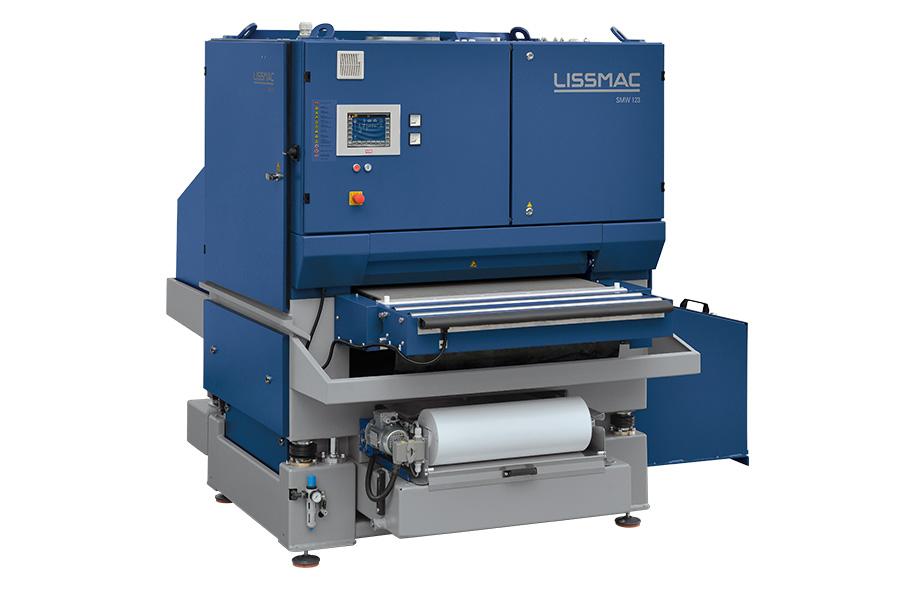 LISSMAC SMW-1: mašina za mokro brušenje komada širine do 950mm.