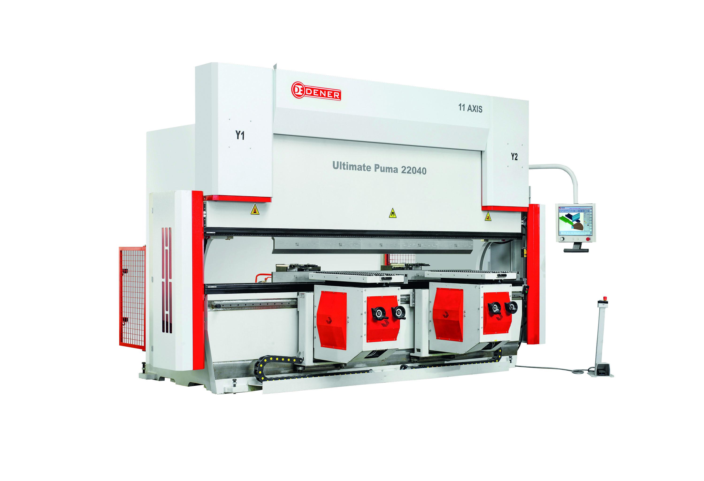 PumaXL CNC apkant presa sa 11 osa i dodatnom opremom