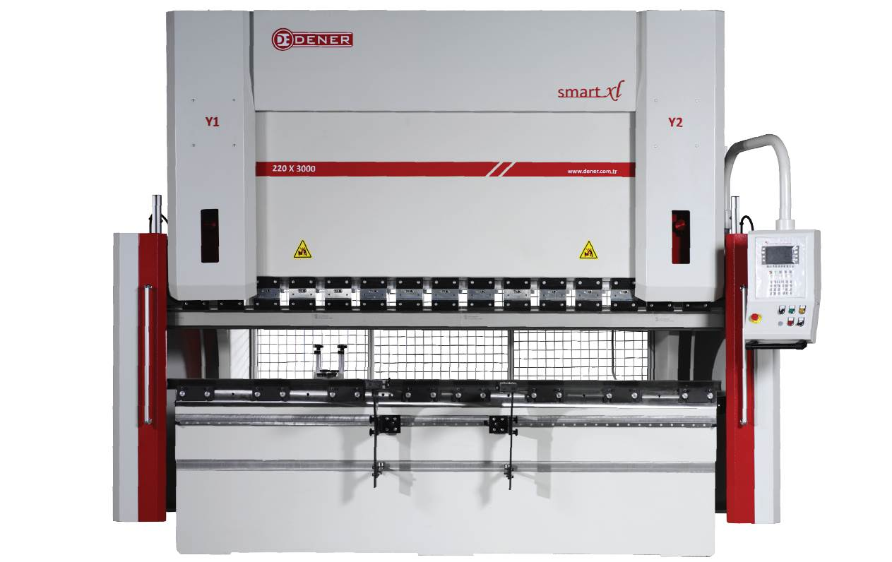 DENER SmartXL CNC apkant presa