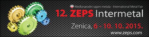 12. ZEPS Intermetal (Zenica, BiH, 6-10. 10. 2015)