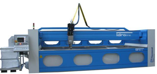 CMS IDROLINE water jet - mašina za 2D i 3D sečenje vodenim mlazom
