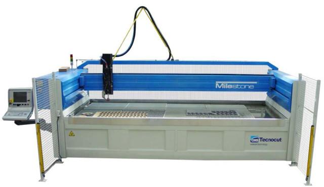 CMS MILESTONE water jet - mašina za sečenje vodenim mlazom