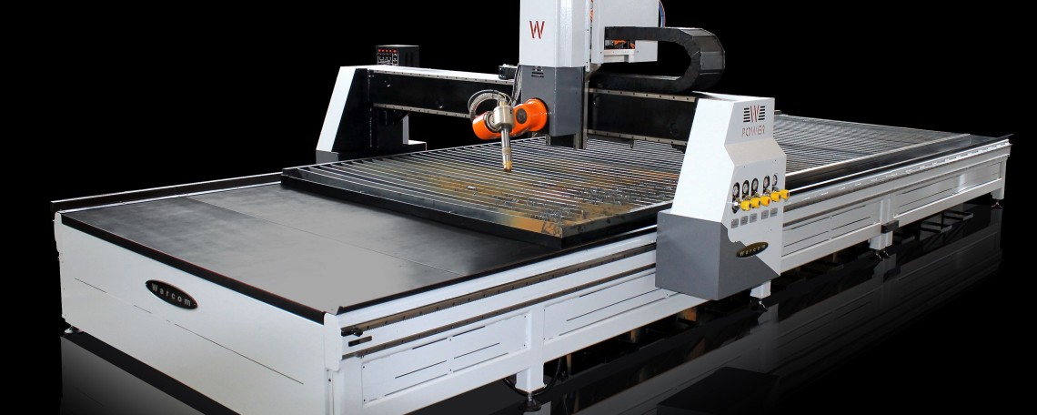 WARCOM Power S Serija CNC plazmi