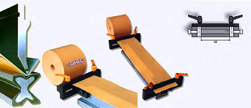 GIMEC poliuretanska traka za zaštitu visokoreflektivnog lima