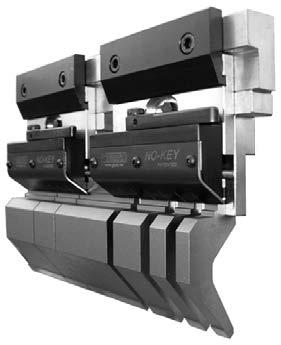 GIMEC nosač noža sa patent mehanizmom za brzo mehaničko stezanje