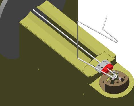 3D simulacija procesa savijanja