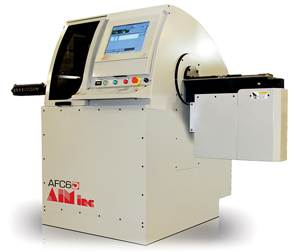 AIM AccuForm Compact AFC-6D: 3D CNC savijačica žice do 6mm