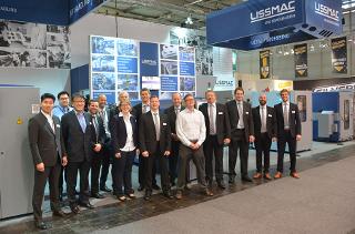 Lissmac - EuroBLECH 2016
