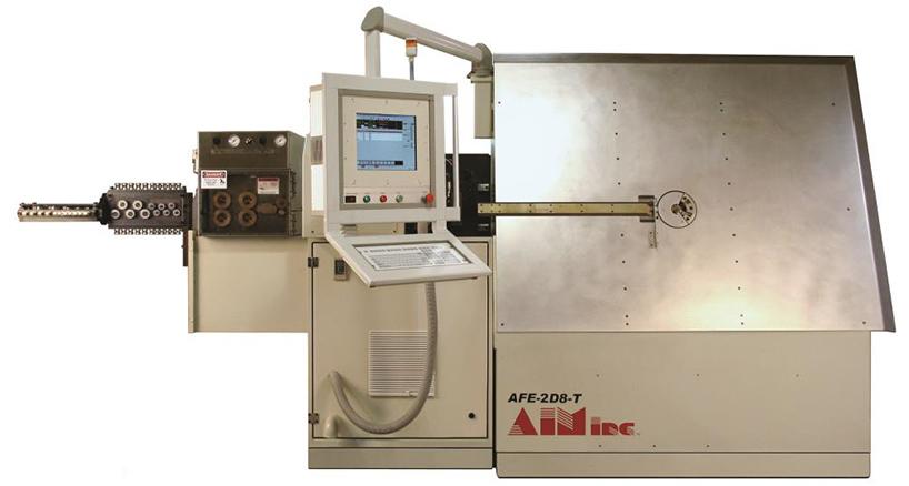 AccuForm AFE-2D8-T CNC savijačica žice