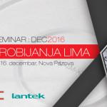 Seminar: Tehnologija CNC probijanja lima