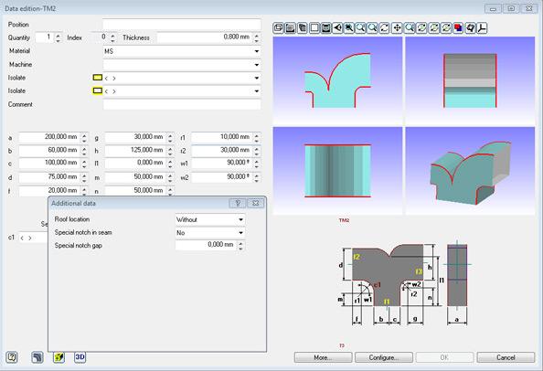 Specijalizovan modul za ventilacione sisteme : brzo generisanje razvijenih crteža odabirom šablona i unošenjem ključnih dimenzija