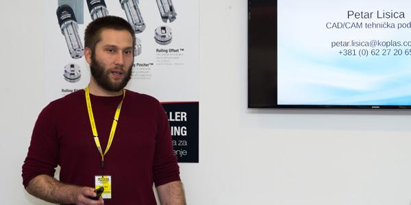 Petar Lisica, KOPLAS PRO doo, CAD/CAM tehnička podrška