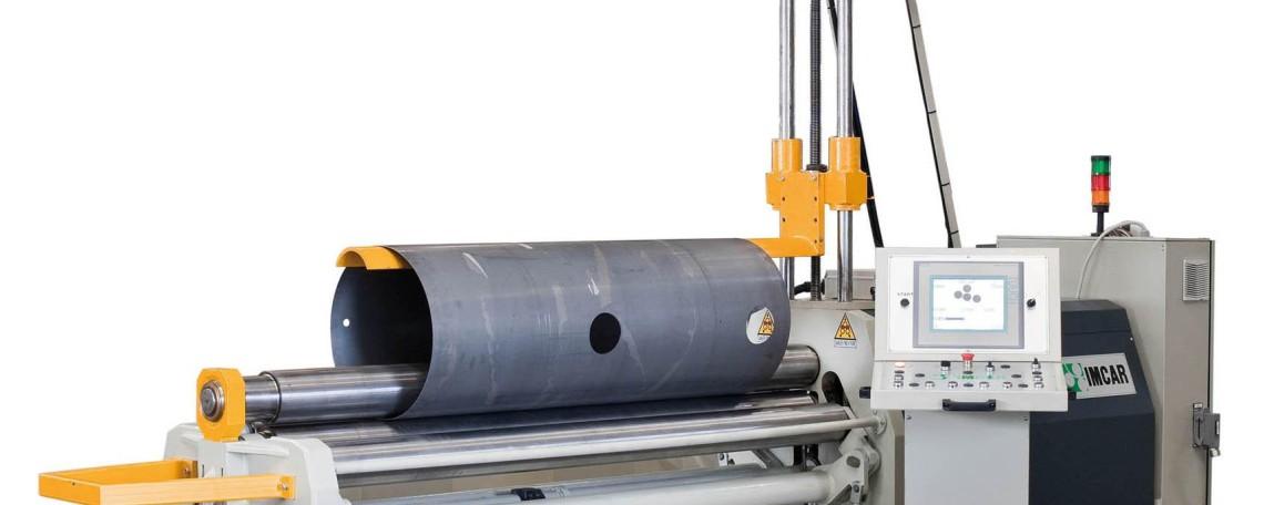 IMCAR HI-TECH Hydraulic - automatski četvorovaljak
