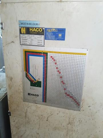 HACO hidraulički NC apkant ERMS 30-135 (2008)