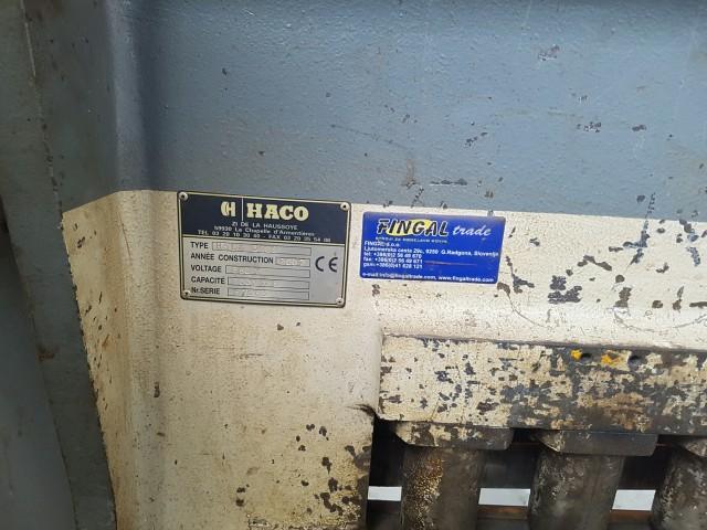 HACO hidrauličke makaze HSLX 3008 (2007)
