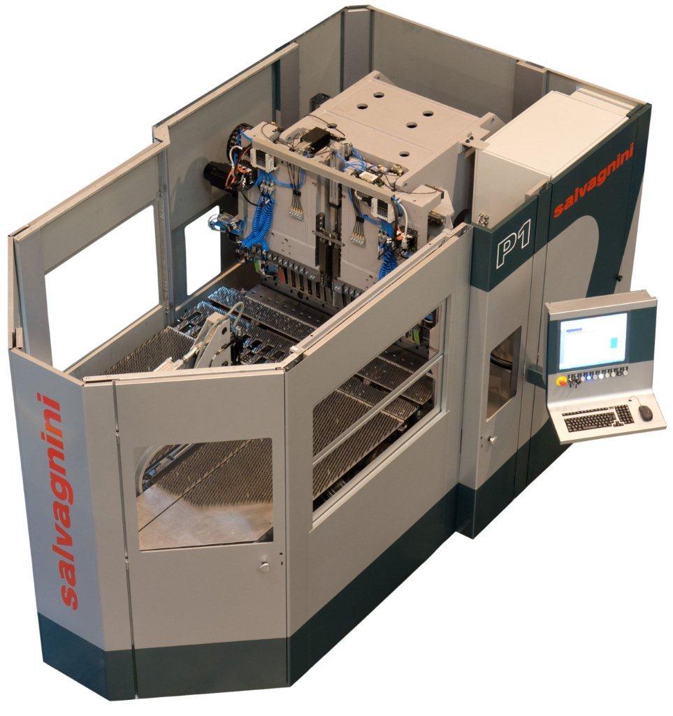 P1Xe - kompaktni panel bender